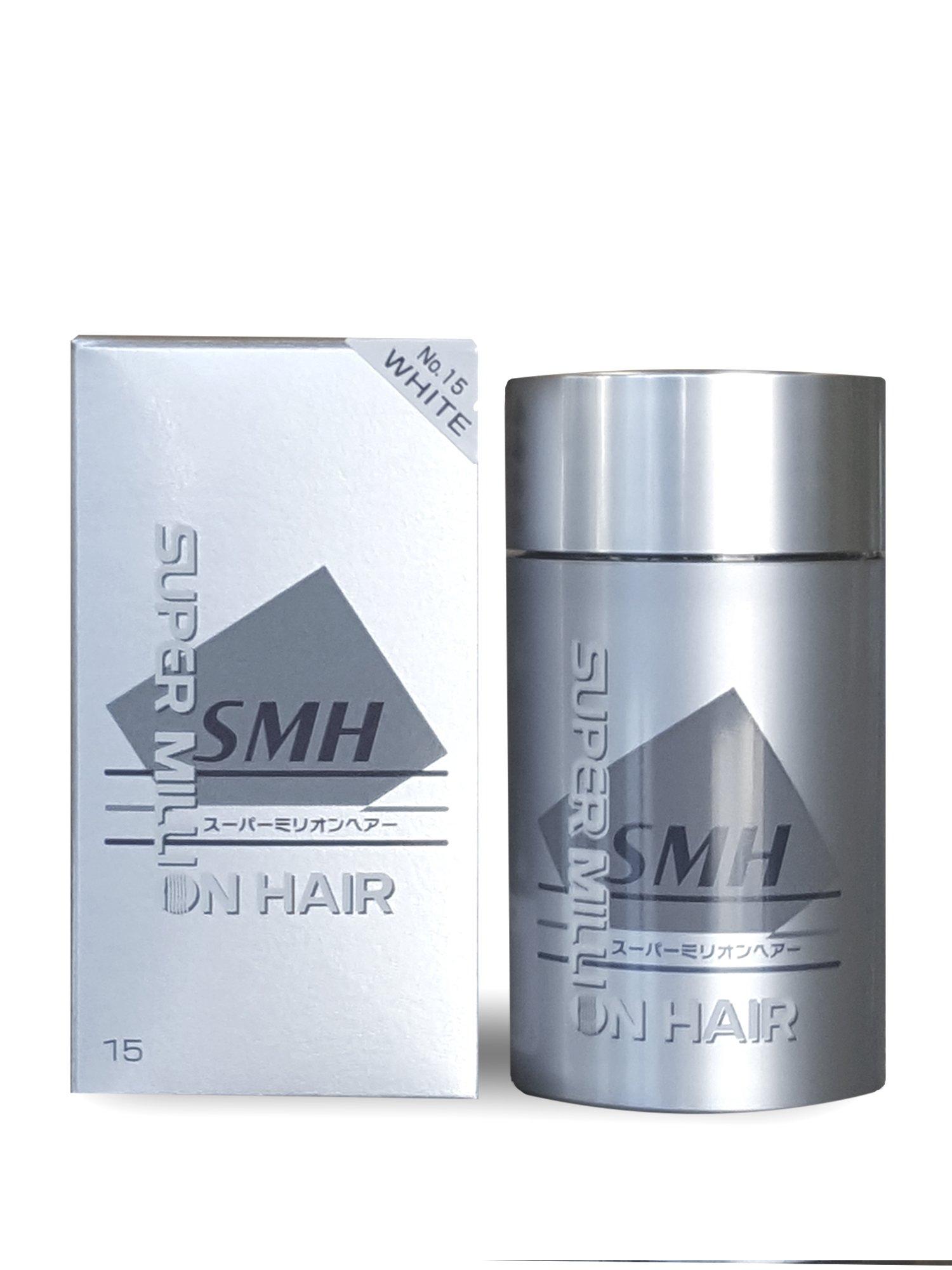 Super Million Hair 15g (No.15 White) by Super Million Hair