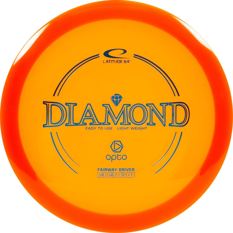 Latitude 64 Opto Diamond Disc Golf Driver