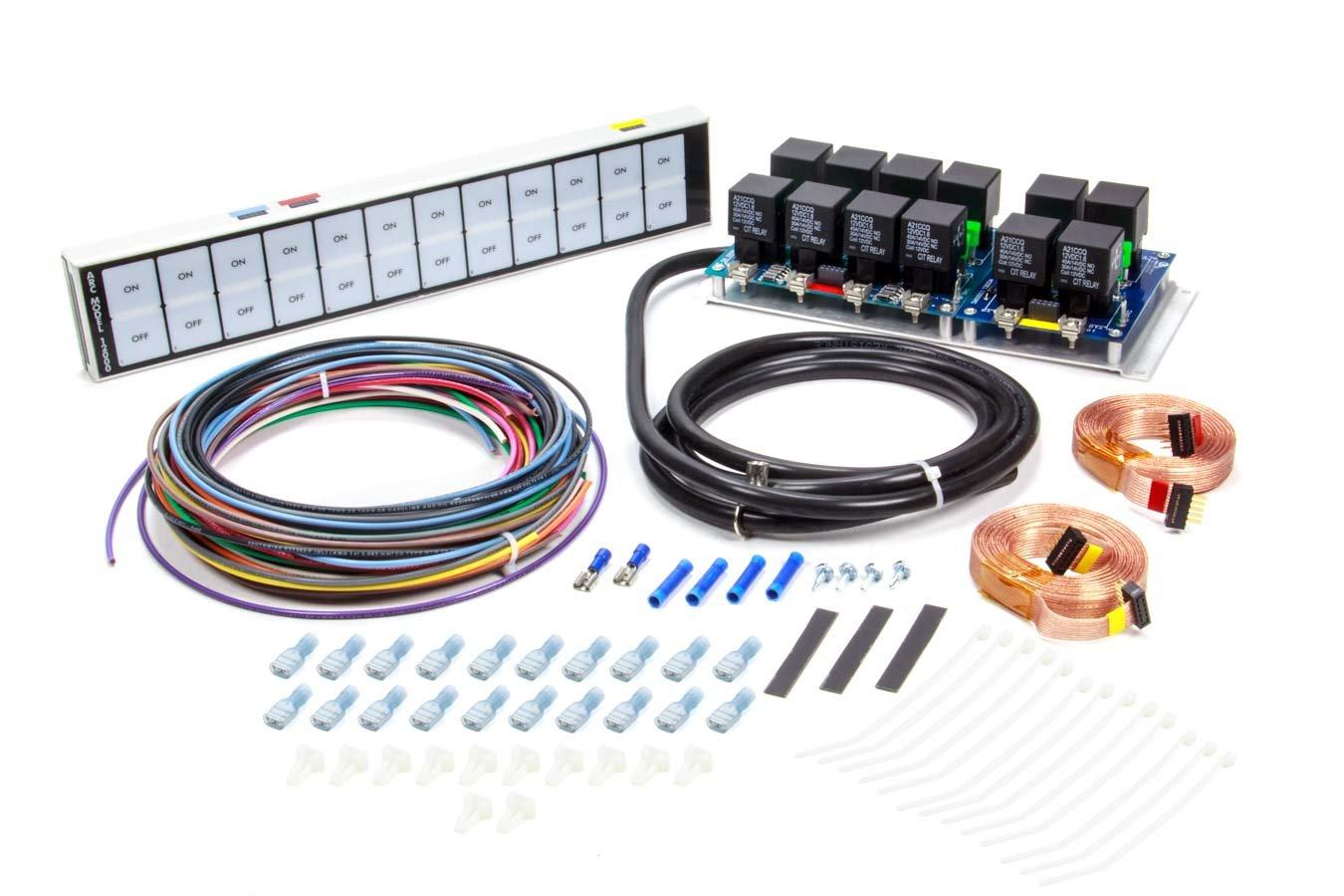 Auto-Rod Controls 12000R Overhead Control Module by Auto-Rod Controls