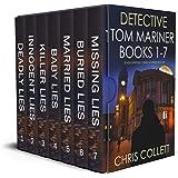 DETECTIVE TOM MARINER BOOKS 1–7 seven gripping crime mysteries box set