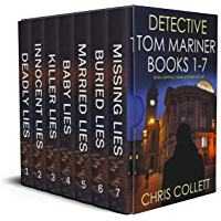 DETECTIVE TOM MARINER BOOKS 1–7 seven gripping crime mysteries box set (English Edition)