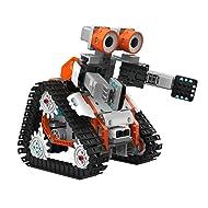 "UBTECH - Jimu Robot - Astrobot Kit Interactive Robotic Building Block System (397 Piece), 8"" x 6"""