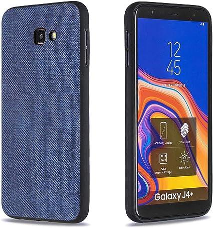 Lotuslnn para Samsung Galaxy J4 Plus Tela Silicona Funda ...