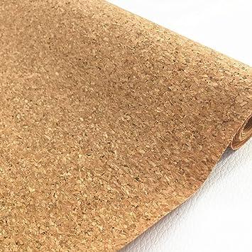 Amazon.com: ZAIONE - Rollo de piel de corcho de 8.3 in x ...