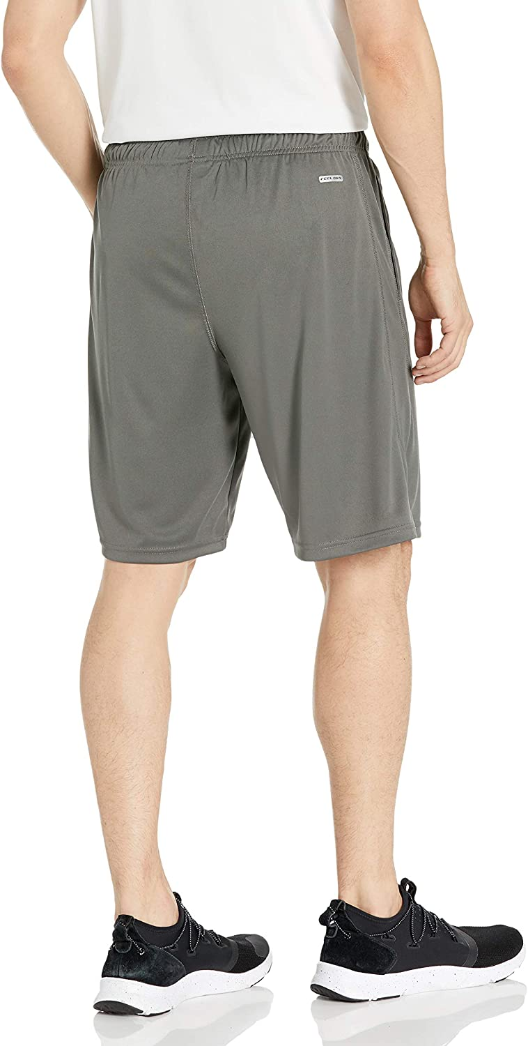 Mens Poly Interlock Training Short Short U.S Polo Assn