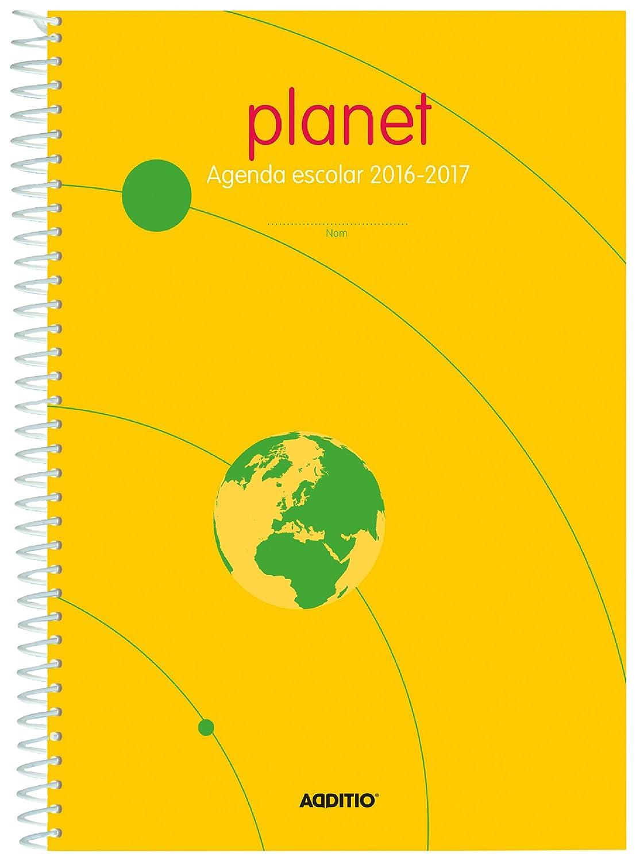Additio A121 - Agenda Planet catalán 2016-2017 para ...