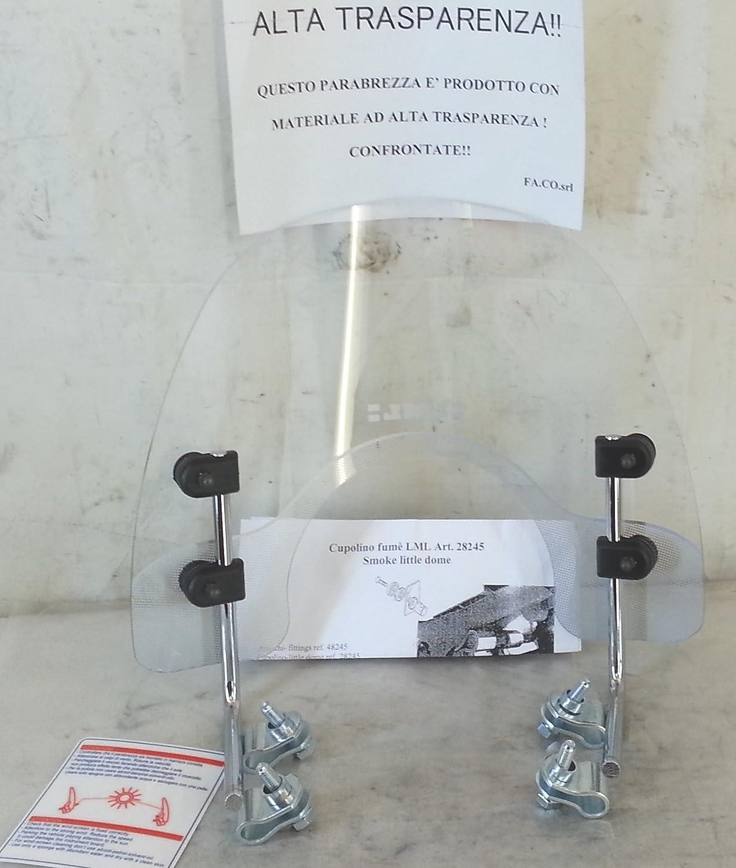 28290 Pare-brise transparent pour Piaggio Vespa PX 125/ /150/ /200 cc