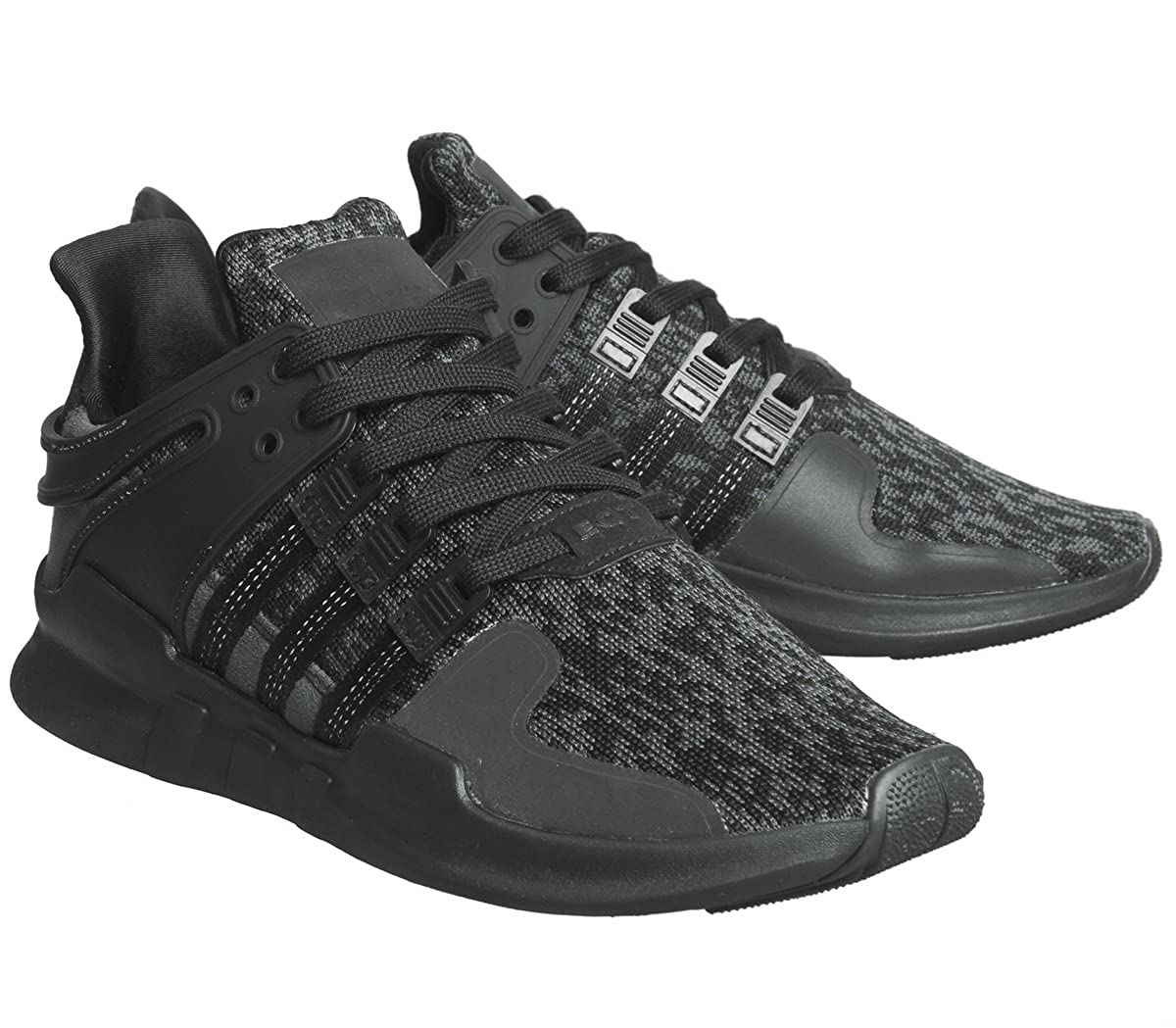 Amazon.com | adidas EQT Support ADV Mens Sneakers Black | Fashion Sneakers