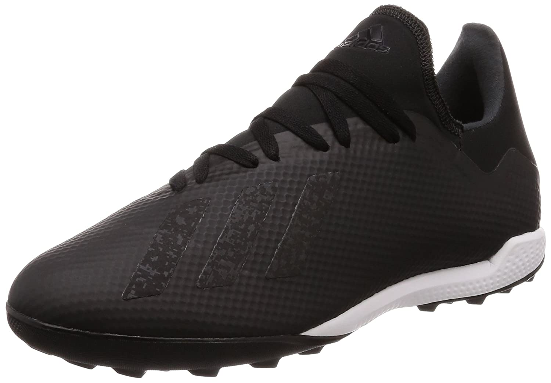 Schwarz Schwarz Schwarz (Negbás   Grpudg 000) adidas Herren X Tango 18.3 Tf Fuszlig;ballschuhe, Marineblau neon gelb schwarz, EU a33