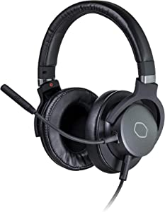 Cooler Master MH-752 MH752 Gaming Headset With Virtual 7.1 Surround Sound, Plush Earcups, and Omni-Directional Boom Mic