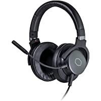 Cooler Master MasterPulse MH752 Over-Ear Gaming Headset USB Type-A and 3.5mm 4-pole jack Omni-Directional Microphone…