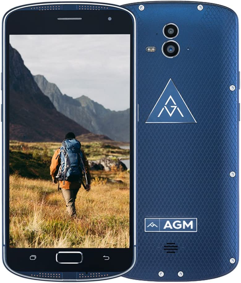 AGM X1 Tri-proof 4G Smartphone 5.5 pulgadas FHD Super AMOLED ...