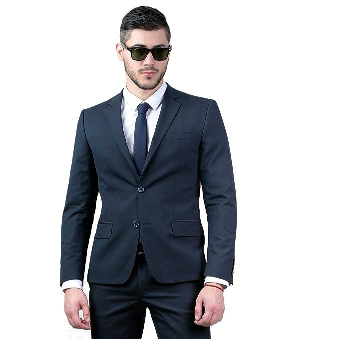 Giacca elegante uomo taglia 60