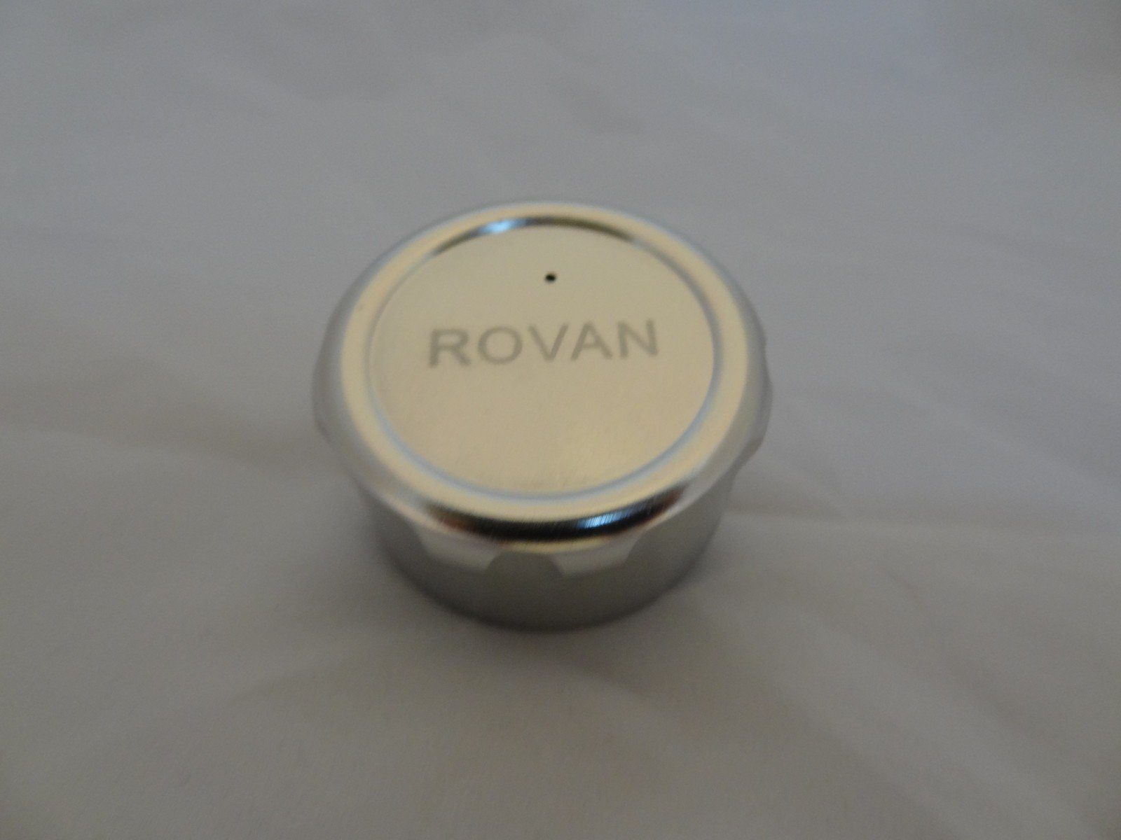 Rovan RC CNC Aluminum Metal Gas Cap (silver)