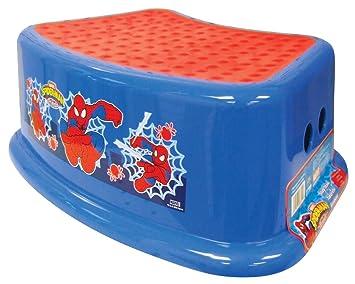 Phenomenal Amazon Com Spiderman Step Stool Red Blue Discontinued By Uwap Interior Chair Design Uwaporg