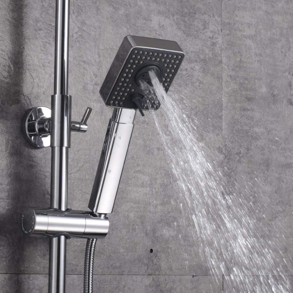 KangHS Ducha de mano/Booster de ducha de agua Ahorro de agua Ducha ...