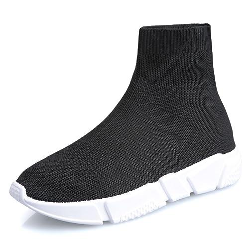 snickers scarpe donna  MForshop Scarpe Donna Uomo Ginnastica Sneakers calzino No Lacci ...