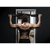 Sportneer Doorway Pull Up Chin-up Bar (Multi-Grip Workout Trainer Home Gym)