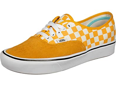 Low top Sneaker | Checker ComfyCush Authentic Schuhe (Checker) Zinna Vans Herren