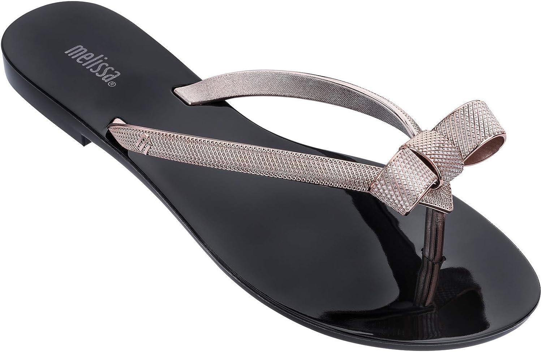 Melissa Shoes Harmonic Chrome IV AD Black/Pink 6 M