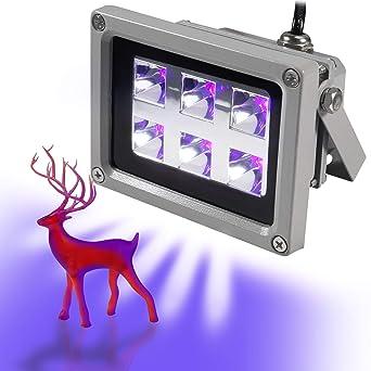 Aokin - Luz de curado de resina UV para impresora 3D, 405 nm para ...