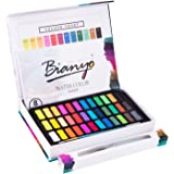 Bianyo Watercolor Paint Set - 36 Watercolors Field Sketch Set