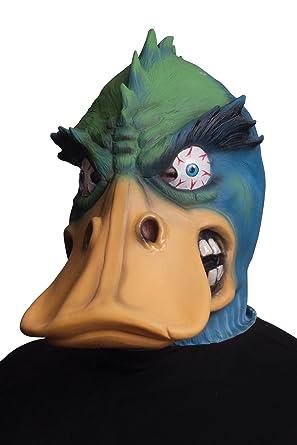 Amazon.com  Morbid Enterprises Angry Duck Mask 382daf3b9268