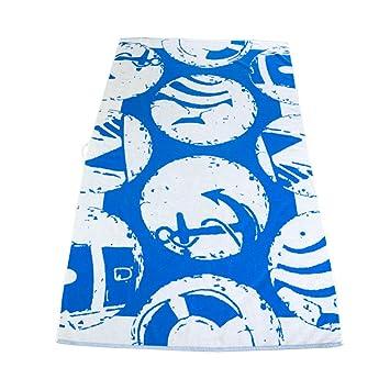 Toalla de playa Maritim de outdoorer, toalla de baño, toalla para gimnasio, tamaño XXL, ultra suave y perfecta para tus vacaciones playeras: Amazon.es: ...