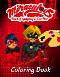 Miraculous Tales of Ladybug and Cat Noir Coloring Book: Wonderful Coloring Book With Premium Exclusive images