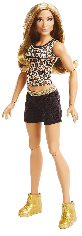 WWE Girls Mu/ñeca Superstar Luchadora Asuka Mattel FTD83