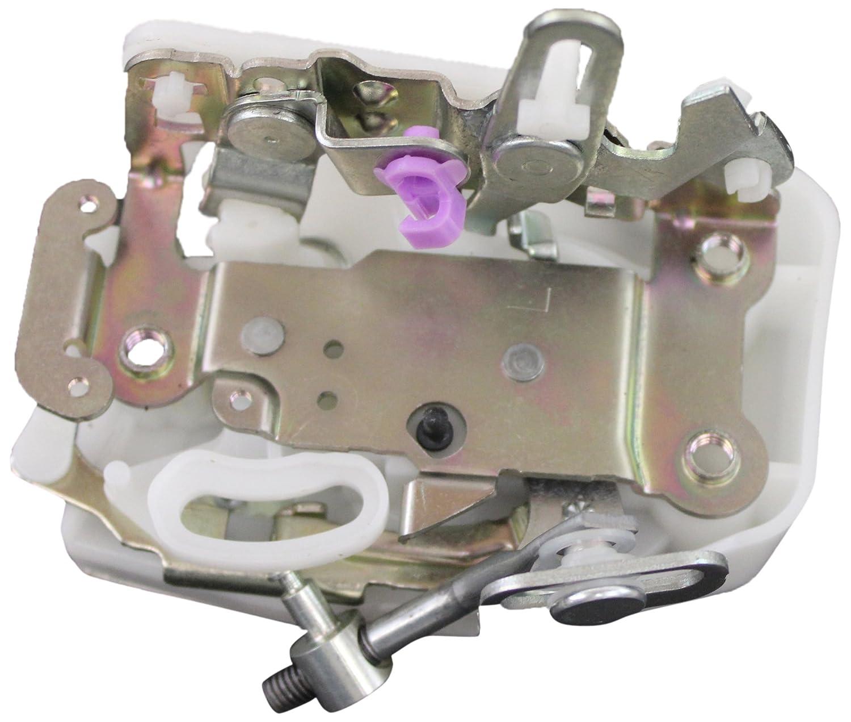Genuine Honda Parts 72650-S01-004 Driver Side Rear Door Latch