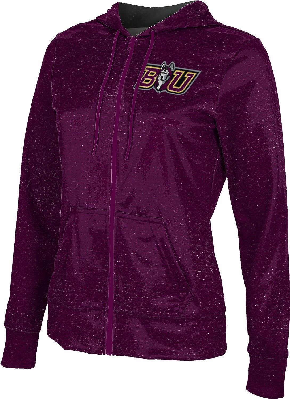 ProSphere Bloomsburg University Girls Zipper Hoodie Heathered School Spirit Sweatshirt