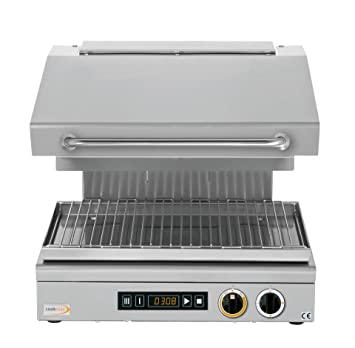 Salamander Küche | Cookmax Lift Salamander Hi Light Fur 2 Teller Amazon De Kuche