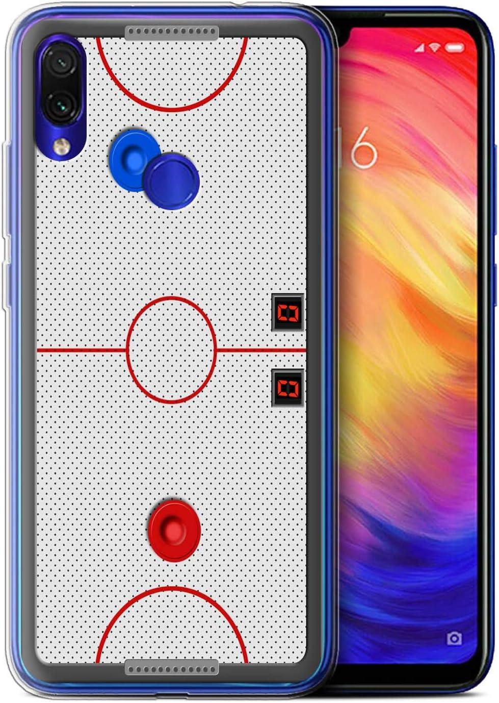 eSwish Carcasa/Funda TPU/Gel para el Xiaomi Redmi Note 7/7 Pro/7S ...