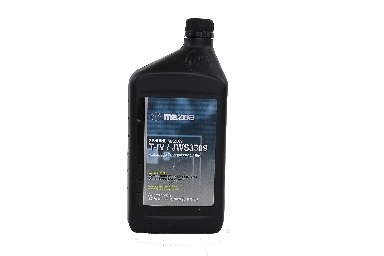 Genuine Mazda Fluid (0000-77-114E-01) T-IV/JWS-3309 Automatic Transmission  Fluid - 1 Quart by Mazda: Amazon.co.uk: Car & Motorbike