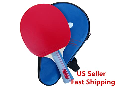Amazon.com : NEW Butterfly TBC401 Table Tennis Ping Pong Racket ...