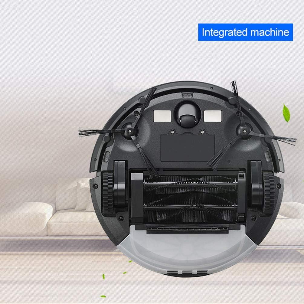 Robots Aspirateur Mini Intelligent, Automatique L\'-recharge Robot De Balayage Capteurs Intelligents Grande Pource D\'aspiration Pour Sol Dur Tuile Poils D\'animaux Tapis-rouge Golden