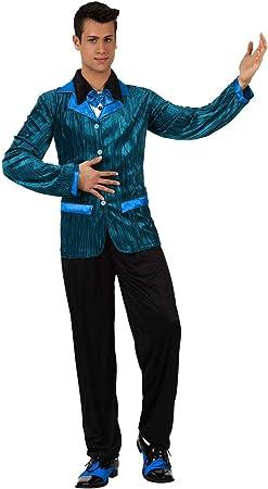 Desconocido Disfraz de los años 60 hombre: Amazon.es: Juguetes y ...