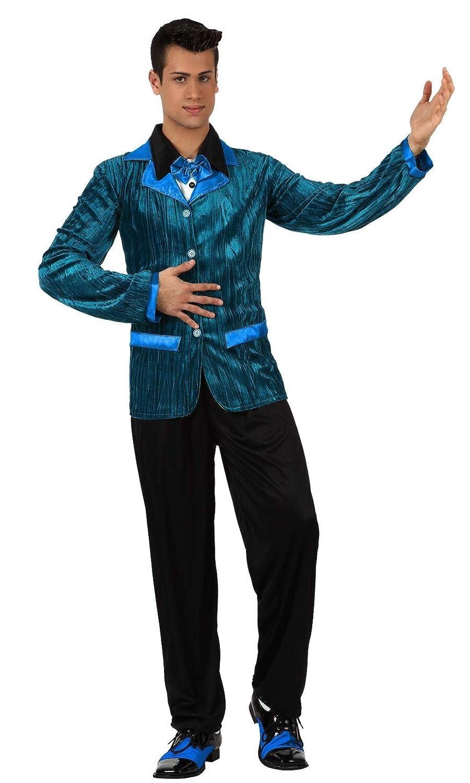Desconocido Disfraz de los años 60 hombre: Amazon.es ...