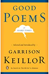 Good Poems for Hard Times Kindle Edition