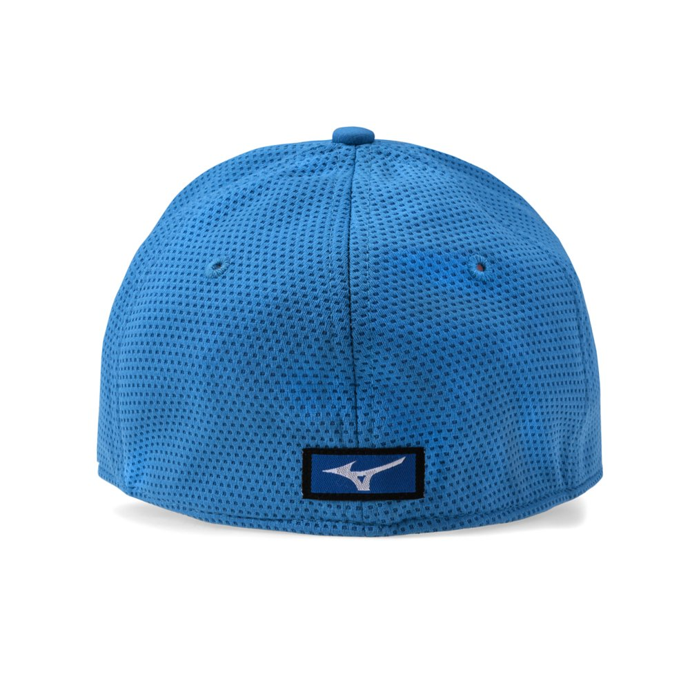 e30c7d6765d06 Amazon.com   Mizuno Men s Tour Fitted Cap   Sports   Outdoors
