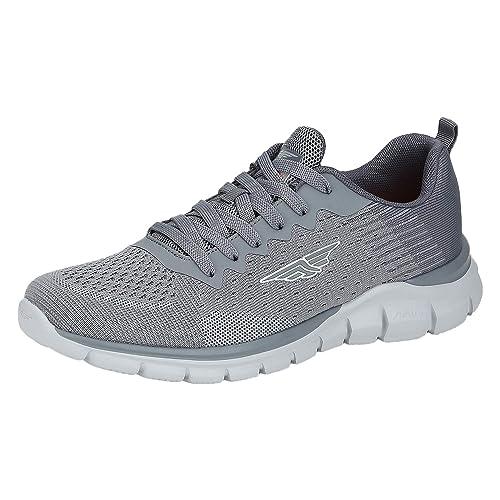 RSO0358 Grey Nordic Walking Shoes