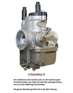 Carburador Dellorto Phbl var. A 24 mm Paso, 2 Motores del de: Amazon.es: Coche y moto
