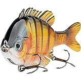 Bassdash(バスダッシュ) 6節 ジョイントベイト スイムベイト バス釣りルアー SwimPanfish マルチジョイントルアー 24g/88mm 9.5g/6.4cm 擬似餌