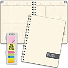 Essential 7x9 Monthly & Weekly 2019-2020 Planner - (7x9 - June 2019 through July 2020)
