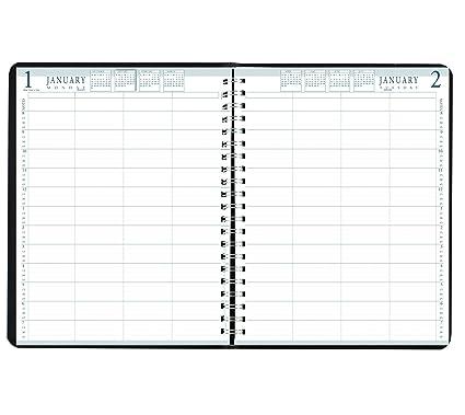 Amazon.com: House of Doolittle 2020 Planificador diario de ...