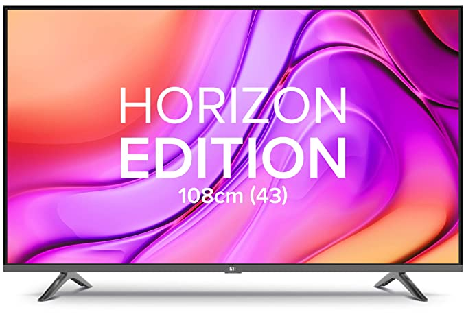 MI TV 4A Horizon Edition 108cm (43 inches) Full HD Android LED TV (Black): Amazon.in: Amazon.in
