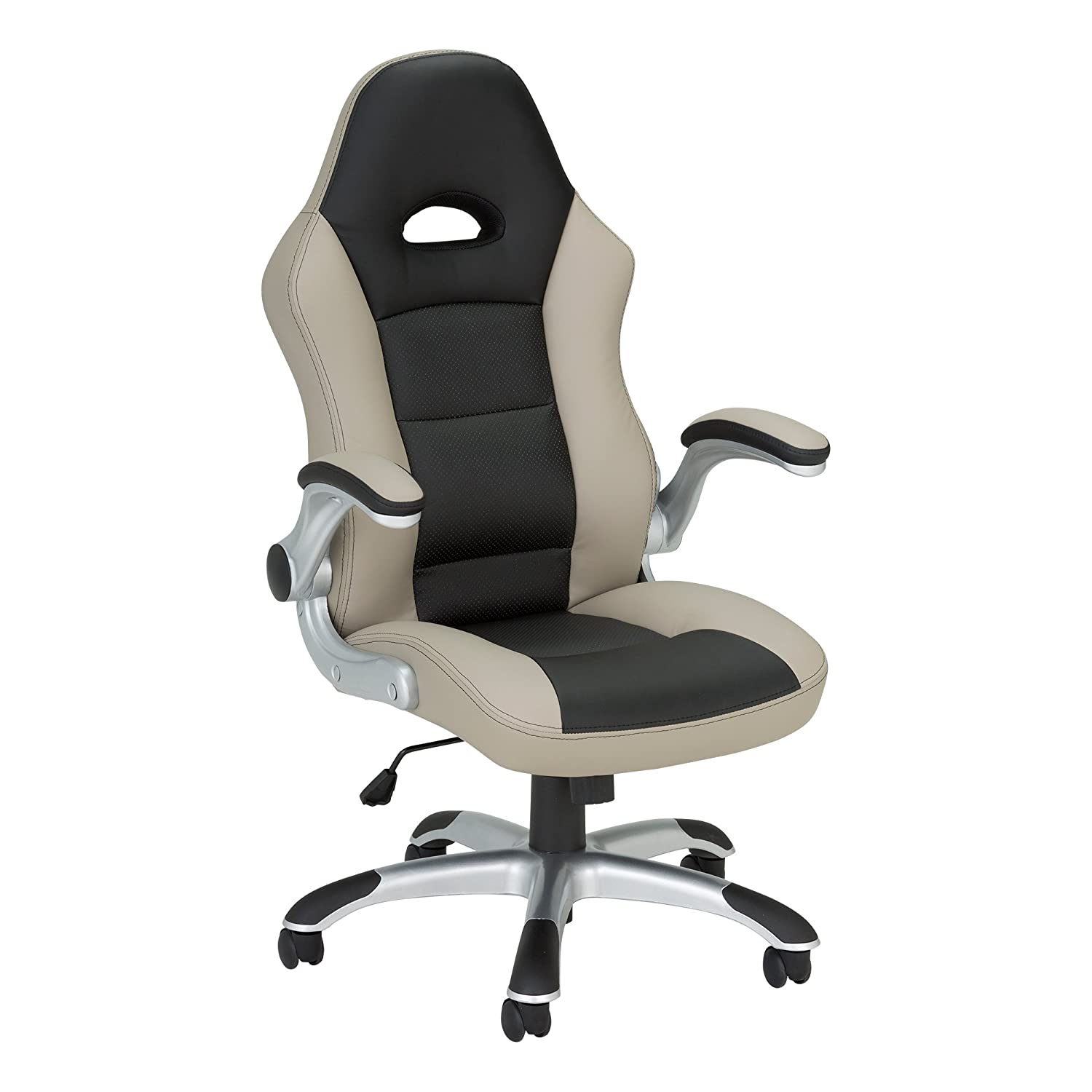 SkyLab Performance Seating Computer Gaming and Office Chair by SkyLab Performance Seating F.C, Champagne/Black ALT-OUG1006-SO