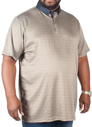 Mish Mash - Polo - para hombre marrón marrón XXXX-Large: Amazon.es ...