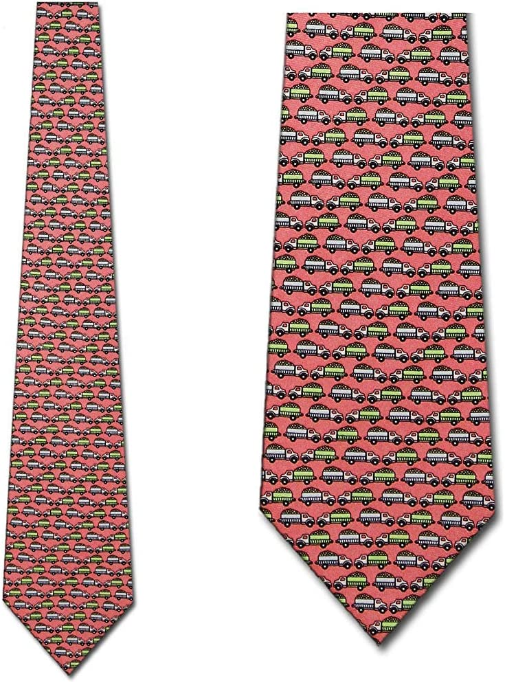 Corbatas Hampton Camiones volquete corbatas corbata rosa Corbata ...